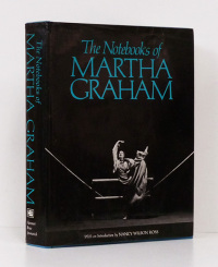 The Notebooks of Martha Graham. With an introduction by Nancy Wilson Ross.  - GRAHAM (Martha).