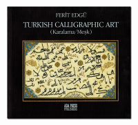 Turkish Calligraphic Art (Karalama/Mesk).  - EDGÜ (Ferit).