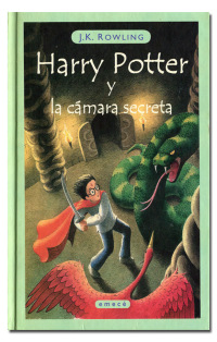 Harry Potter y la cámara secreta.  - ROWLING (J. K.).