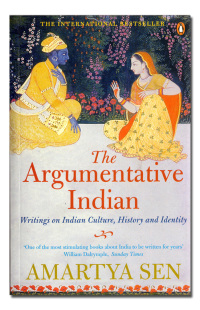 The argumentative Indian. Writings on indian culturem history and identity.  - SEN (Amartya).