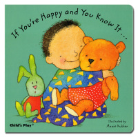 If you're happy and you know it.... Illustrated by Annie Kubler.  - KUBLER (Annie).