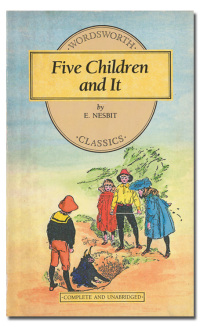 Five Children and It. (Complete and unabridged).  - NESBIT (E.) [Edith].