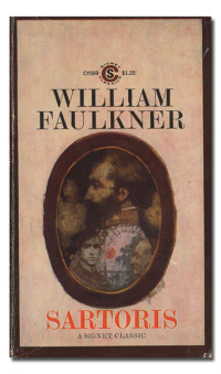Sartoris.  - FAULKNER (William).