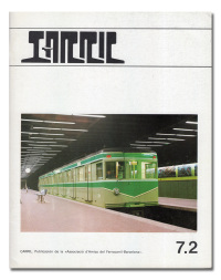Carril [Revista]. 7.2. Abril-mayo 1982.  -